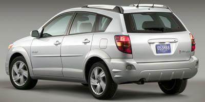 2005 Pontiac Vibe Vehicle Photo in Menomonie, WI 54751