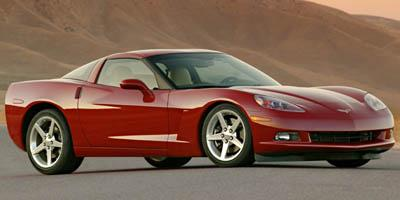2005 Chevrolet Corvette Vehicle Photo in Colorado Springs, CO 80905