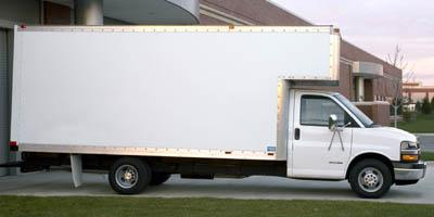 2005 Chevrolet Express Commercial Cutaway Vehicle Photo in Joliet, IL 60435