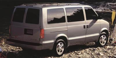 2005 Chevrolet Astro Passenger Vehicle Photo in Glenwood Springs, CO 81601