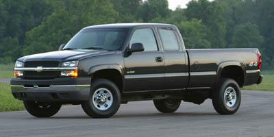 2005 Chevrolet Silverado 3500 Vehicle Photo in Boonville, IN 47601