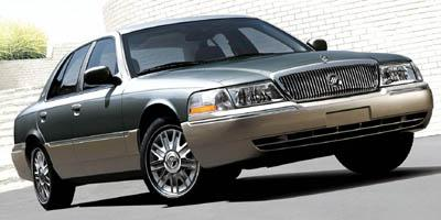 2005 Mercury Grand Marquis Vehicle Photo in Oklahoma City, OK 73162