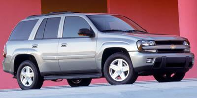 2005 Chevrolet TrailBlazer Vehicle Photo in Neenah, WI 54956