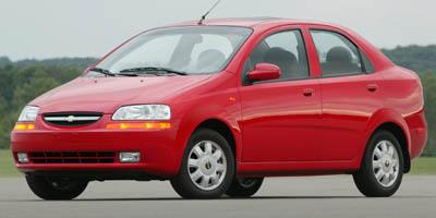 2005 Chevrolet Aveo Vehicle Photo in Prince Frederick, MD 20678