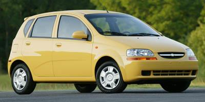 2005 Chevrolet Aveo Vehicle Photo in Bend, OR 97701