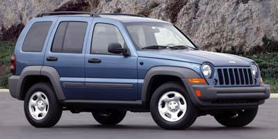 2005 Jeep Liberty Vehicle Photo in Akron, OH 44320