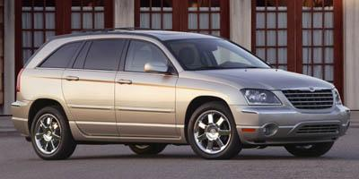 2005 Chrysler Pacifica Vehicle Photo in Lubbock, TX 79412