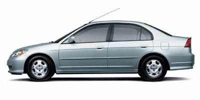 2005 Honda Civic Hybrid Vehicle Photo in Medina, OH 44256