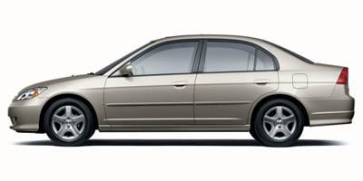 2005 Honda Civic Sedan Vehicle Photo in Akron, OH 44303