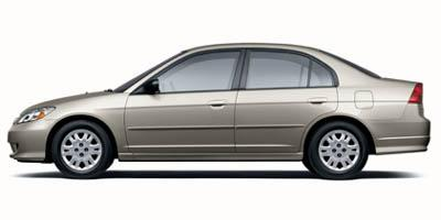 2005 Honda Civic Sedan Vehicle Photo in Cerritos, CA 90703