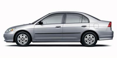 2005 Honda Civic Sedan Vehicle Photo in Henderson, NV 89014