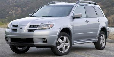 2005 Mitsubishi Outlander Vehicle Photo in Appleton, WI 54913