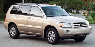 2005 Toyota Highlander Vehicle Photo in Colorado Springs, CO 80905