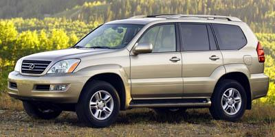 2005 Lexus GX 470 Vehicle Photo in Tucson, AZ 85705