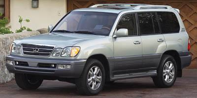 2005 Lexus LX 470 Vehicle Photo in Austin, TX 78759