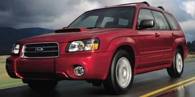 2005 Subaru Forester Vehicle Photo in Portland, OR 97225