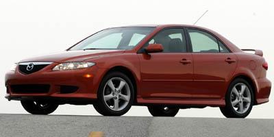 Used 2005 Mazda Mazda6 4dr Sdn i Auto