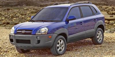 2005 Hyundai Tucson Vehicle Photo in Frederick, MD 21704