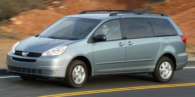 2005 Toyota Sienna Vehicle Photo in Richmond, VA 23231