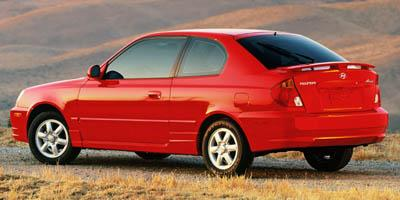 2005 Hyundai Accent Vehicle Photo in Colorado Springs, CO 80920
