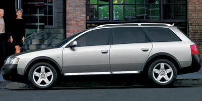 2005 Audi allroad Vehicle Photo in Moon Township, PA 15108