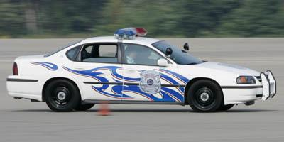 2005 Chevrolet Impala Police Pkg Vehicle Photo in Lincoln, NE 68521