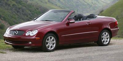 2005 Mercedes-Benz CLK-Class Vehicle Photo in Columbia, TN 38401