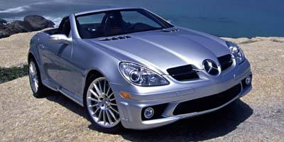 2005 Mercedes-Benz SLK-Class Vehicle Photo in Cape May Court House, NJ 08210