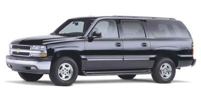 2005 Chevrolet Suburban Vehicle Photo in Glenwood, MN 56334