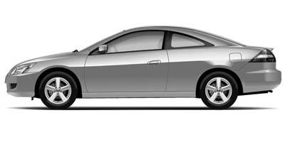 2005 Honda Accord Coupe Vehicle Photo in Plainfield, IL 60586