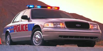 2006 Ford Police Interceptor Vehicle Photo in Ferndale, MI 48220