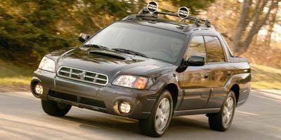 2006 Subaru Baja Vehicle Photo in Temple, TX 76502