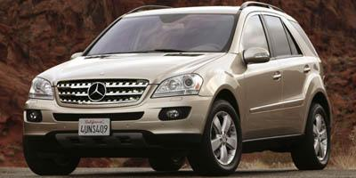 2006 Mercedes-Benz M-Class Vehicle Photo in Anchorage, AK 99515