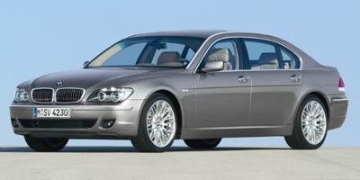 2006 BMW 750Li Vehicle Photo in Janesville, WI 53545