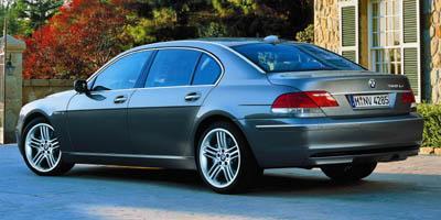2006 BMW 760Li Vehicle Photo in Avon, CT 06001