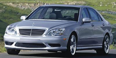2006 Mercedes-Benz S-Class Vehicle Photo in Warrensville Heights, OH 44128