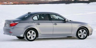 Black Used 2006 Bmw 525i Car For Sale In La Wbane53586ck88351