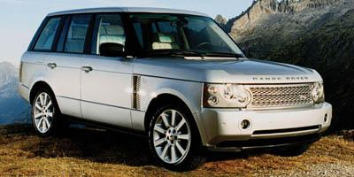 2006 Land Rover Range Rover Vehicle Photo in Johnson City, TN 37601