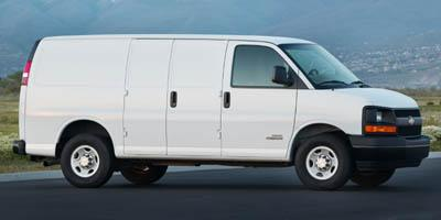 2006 Chevrolet Express Cargo Van Vehicle Photo in TALLAHASSEE, FL 32308