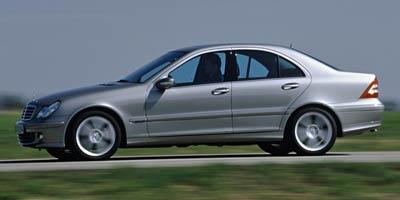 2006 Mercedes-Benz C-Class Vehicle Photo in Milford, OH 45150