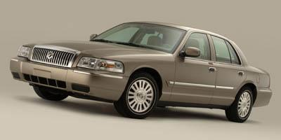 2006 Mercury Grand Marquis Vehicle Photo in San Angelo, TX 76903