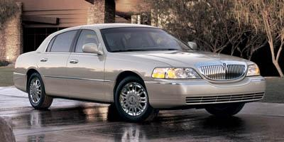 2006 LINCOLN Town Car Vehicle Photo in Houston, TX 77074