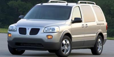 2006 Pontiac Montana SV6 Vehicle Photo in Reese, MI 48757