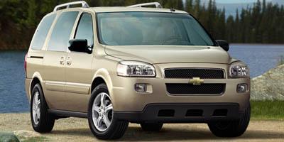 Pre-Owned 2006 Chevrolet Uplander 4dr Ext WB FWD LS Fleet
