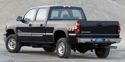 2006 Chevrolet Silverado 2500HD Vehicle Photo in Boonville, IN 47601