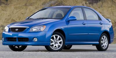 2006 Kia Spectra Vehicle Photo in Lake Bluff, IL 60044