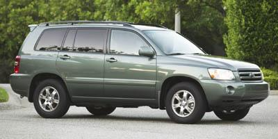 2006 Toyota Highlander Vehicle Photo in Val-d'Or, QC J9P 0J6