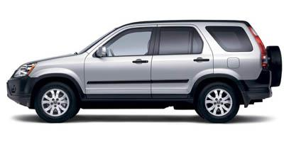 2006 Honda CR-V Vehicle Photo in Edinburg, TX 78539