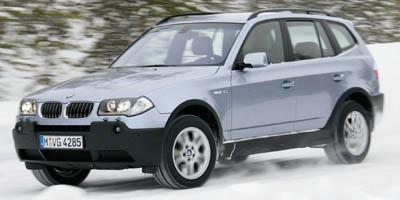 2006 BMW X3 3.0i Vehicle Photo in Souderton, PA 18964-1038
