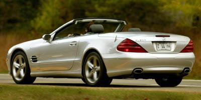 2006 Mercedes-Benz SL-Class Vehicle Photo in Middleton, WI 53562